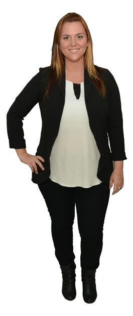 Andréanne Leclerc Secrétaire
