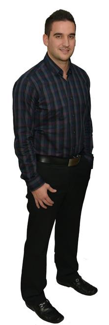 Mathieu Lefebvre-Paquette Techicien en évaluation