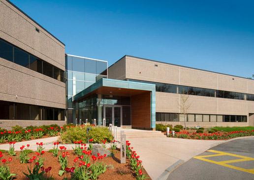 Évaluation bâtiment industriel